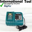 MAKITA 18V LITHIUM ION CORDLESS BATTERY CHARGER *120V REQUIRES STEPDOWN* DC18RA