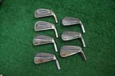 CLEVELAND 588 CB / MB 4-PW IRON SET HEADS ONLY GOOD CONDITION 401738