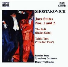 Jazz Suites Nos. 1 & 2 - D. Shostakovich (2002, CD NEUF)