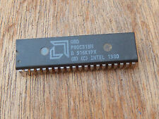 INTEL AMD VINTAGE P80C31BH  Integrated Circuit  Qty-1 CF6-3
