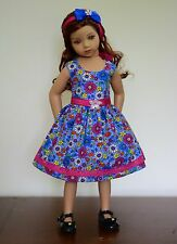 """""""Under the Sky"""" Dress, Outfit, Clothes for 20"""" Dianna Effner Maru & Friends"""