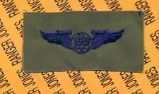 USAF Air Force Basic Aircrew Aviation wing cloth patch