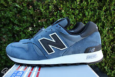NEW BALANCE 1300 SZ 9.5 HERITAGE MADE IN USA BLUE BLACK WHITE M1300CHR