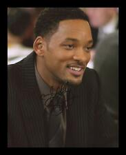 WILL SMITH AUTOGRAPHED SIGNED & FRAMED PP POSTER PHOTO