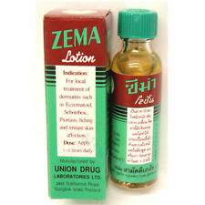 ZEMA LOTION FOR DERMATITIS ECZEMATOID PSORIASIS ECZEMA TREATMENT ITCHING SKIN