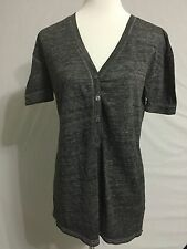 NEW Urban Outfitter Sparkle And Fade Buttondown Shirt Cardigan Top Size M 8-10