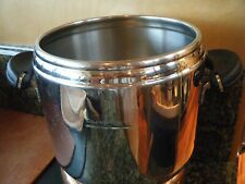 Lagostina Irradial Plus stainless 7 liter (6+ qt) pressure cooker base, EUC