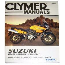 CLYMER SERVICE REPAIR MANUAL SUZUKI DL650 V-STROM 2004-2011