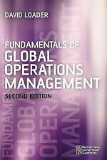 Securities Institute Ser.: Fundamentals of Global Operations Management 6 by...