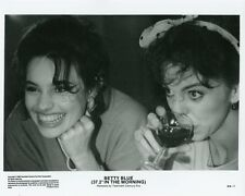 BEATRICE DALLE 37°2 LE MATIN 1986 VINTAGE PHOTO ORIGINAL #13