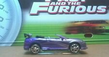 Fast Furious 1:64 1/64 2001 Mitsubishi Eclipse Spyder Free Shipping.  2003 And &