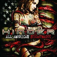 Hinder  all  american nightmare    CD