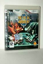 THE EYE OF THE JUDGEMENT USATO BUONO SONY PS3 EDIZIONE ITALIANA PAL GD1 44924