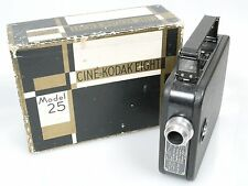 Kodak CINE - KODAK EIGHT Model 25 schön very nice condition mit Verpackung boxed