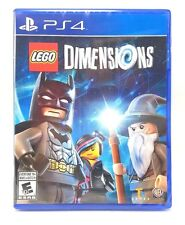 Lego Dimensions (PS4, Playstation 4) REPLACEMENT GAME ONLY - NEW - FREE SHIPPING