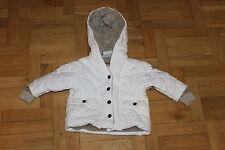 Winterjacke in Weiß von Topolino Größe:74 (Top Zustand)