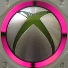 8 x XBOX 360 Controller LED Mod -BUY 2 GET1 FREE Ring Of Light ROL Bright Pink