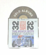 2013 Panini Beach Boys Trading Cards Gold Albums #3 - Little Deuce Coupe