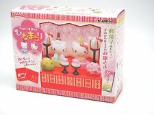 Re-ment Hello Kitty hino Girls Day Festival Doll complete Set rement