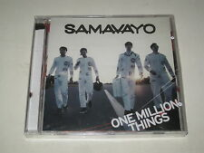 SAMAVAYO/ONE MILLION THINGS(SECTOR B/SB005)CD ALBUM