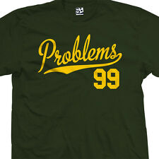 99 Problems Script Tail Shirt - Baseball Jay-Z Jersey Tee - All Sizes & Colors