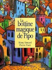 La bottine magique de Pipo (French Edition)-ExLibrary