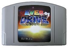 Everdrive 64 v2 Nes + cic PAL+ casing, carcasa new