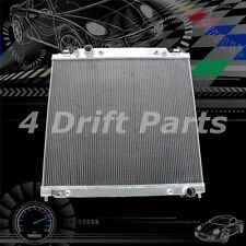 2 ROWS RACING ALUMINUM RADIATOR FIT 1999-03 FORD F250 F-350 W/ 7.3L Powerstroke