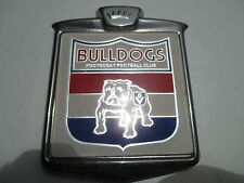 Footscray Bulldogs VFL car badge football Aussie Rules AFL