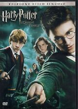 Harry Potter e l'ordine della fenice - Film DVD - 2007 / 133 minuti- ST573