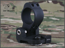 New Tactical QD Pivot Flip to Side Mount for 30mm Magnifier (BLACK)  BD0898