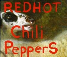 RED HOT CHILI PEPPERS BY THE WAY CD Flea Anthony Keidis John Frusciante Rubin