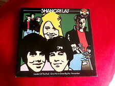 SHANGRIL'S~LEADER OF THE PACK~GIVE HIM A GREAT BIG KISS~MINT~CHARLY ~ POP 45