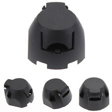Trailer Parts 7 Pin Plastic Round Plug Female Caravan Trailer Part Boat