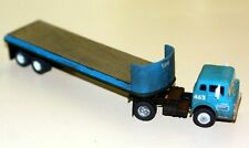 Weathered HO Di Superior Express Tractor Trailer Set