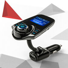 Car Kit Bluetooth MP3 FM Transmitter Modulator with USB Charger