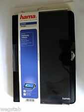 """Portfolio """"Flexible"""" für Samsung Tablets 10.1""""(25,6cm) schwarz Schutzhülle hama"""