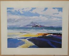 "Donald Hamilton Fraser RA - ""Lindisfarne"" - Unframed Copy of this Print"