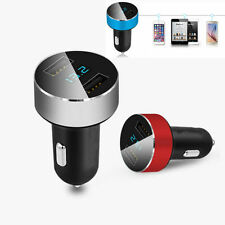 3.1A Mini Dual 2 Port USB Car Charger Adapter for Smart Mobile Cell Phone