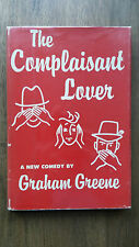 Graham Greene – The Complaisant Lover (1st/1st US 1961 hb with dw)
