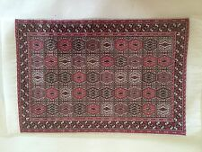 "Doll House Miniature Carpet / Rug  size 29 x 20cm (11.5"" X 8"")"