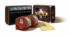 Wild Wild West Complete Series Seasons 1 2 3 4 Collector's Edition DVD Boxed Set