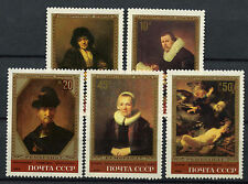 Russia 1983 SG#5312-6 Paintings MNH Set #A68555