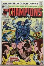 The Champions #2 (1976 Marvel) FN+ condition Bronze Age