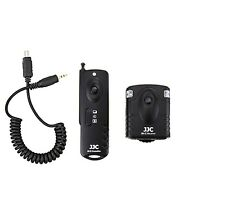 JJC J(II) Radio Wireless Shutter re.OLYMPUS RM-UC1 for OM-D E-M10 M2 E-PL3 etc.