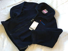 Genuine Suzuki Collection Ladies Blue Zipped Fleece Jacket. M