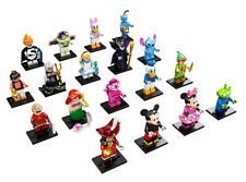 Lego Disney Minifigures (71012) - Complete Set of 18! - NISBag - Ready to Ship!