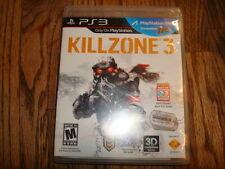 Killzone 3 Sony PS3 Video Game FREE SHIPPING Kill Zone