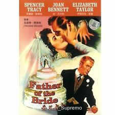 Father Of The Bride - UK Region 2 Compatible DVD Spencer Tracy, Joan Bennet NEW