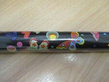 rouleau papier cadeau  neuf  70 cm x 2 mètres papillons